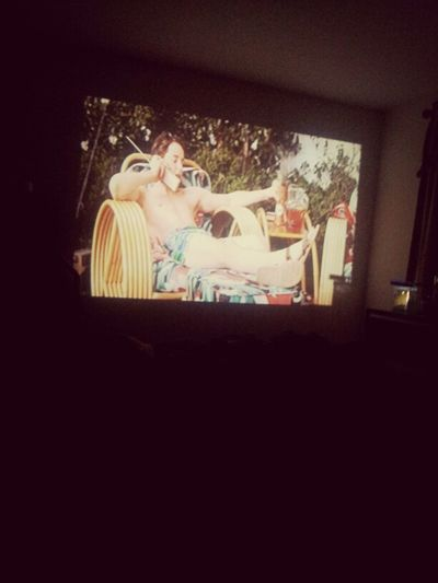 projector in my room >>>>> the best for netflix