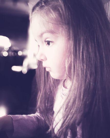 Portrait Human Face Beautiful Child Little Girl HuaweiP9 Leicacamera