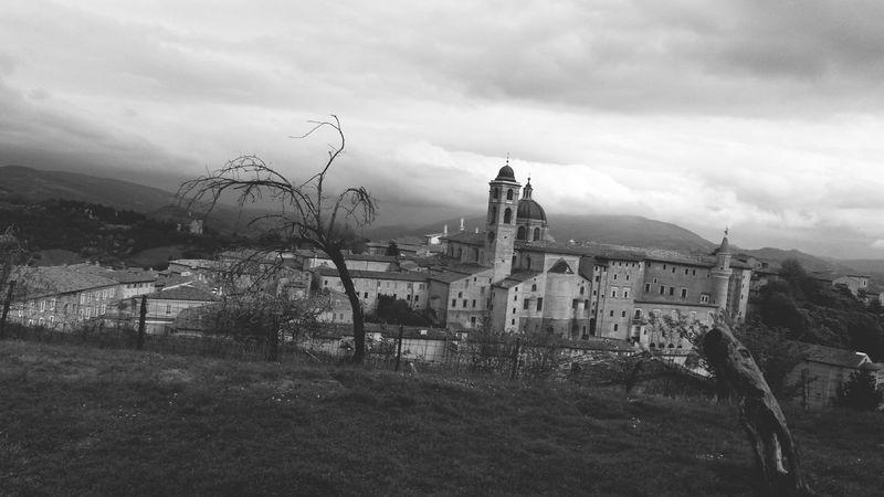 'In a strange world' Urbino Italy Trip