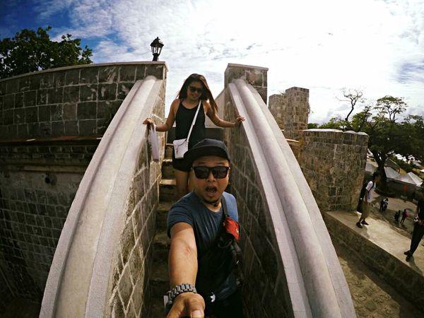 Fort San Pedro Cebu City, Philippines