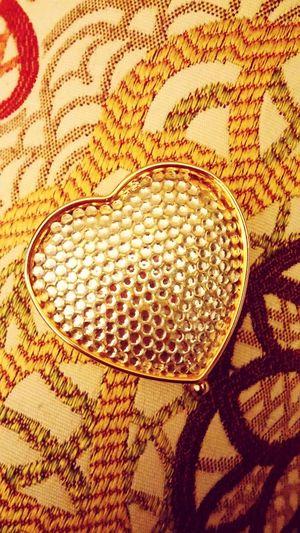Jeweled heart 💛