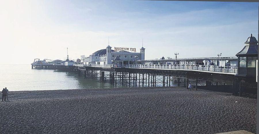 Brighton #brightonbeach #Brighton #photography #paysage #Nature  #vintage #travel #sun #countrysunrise #parc #ocean #sea #mermaid