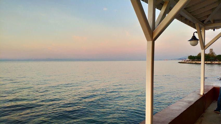 Yalovasahili Yalova Türkiye Turkey Water Sea Sunset Beach Relaxation Blue Tourist Resort Sand Idyllic Sky