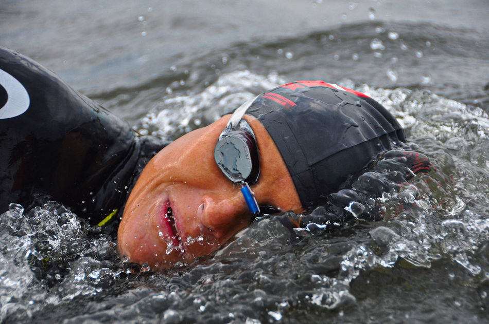 Close-up Openwater OpenWaterSwim Outdoors Sport Swimmer Swimming TRIATHLON Water Adventure Club