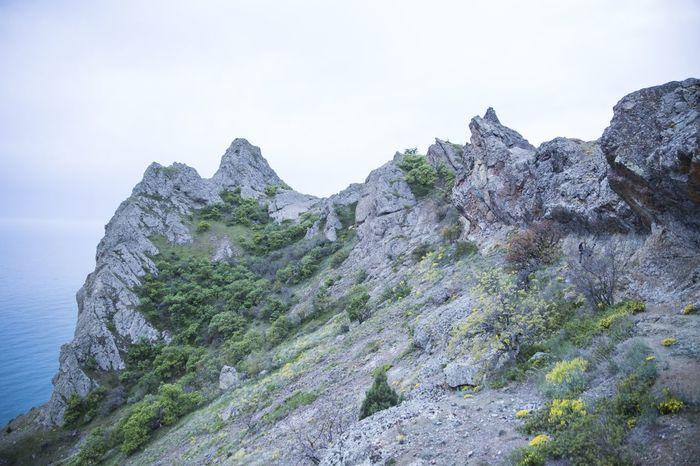 карадаг Крым Traveling Crimea