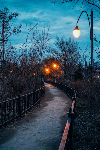 Lachine 18-105mm Lachine Nature Sony A6300 Tourist Attraction  Tranquility Architecture Bare Tree Beauty In Nature Branch Building Exterior Illuminated Lighting Equipment Moon Nature Night No People Outdoors Park Sky Street Lamp Street Light The Way Forward Tourist Destination Tranquil Scene Tree Waling Around