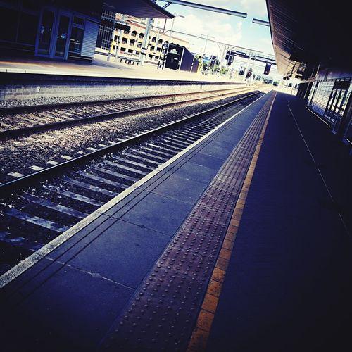 Reading Railway Station Railway Great Western Railway Train Tracks Signalling