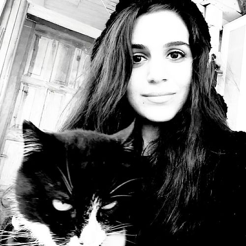Cat♡ Black & White