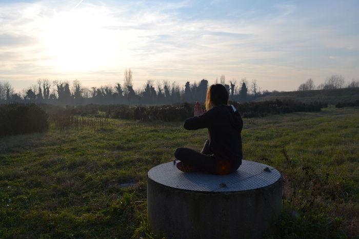 Relaxing Taking Photos Enjoying Life Alternative Exercise