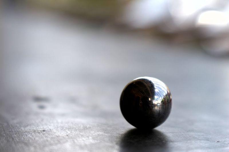 Metal Ball Metallic Metal Shiny Things Shiny Shiny Metal Alone Macro Ball Fine Art Photography EyeEm OO Mission
