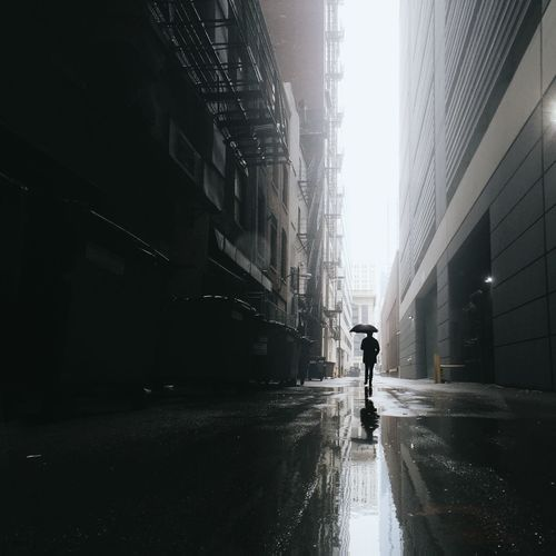 Rainy Days Chicago Mood Urban The Street Photographer - 2016 EyeEm Awards Fresh On Market 2018