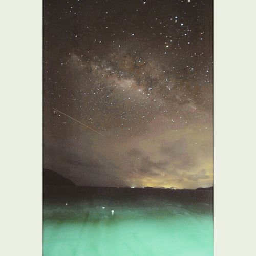 Astrophotography Stars Malaysia Kelong