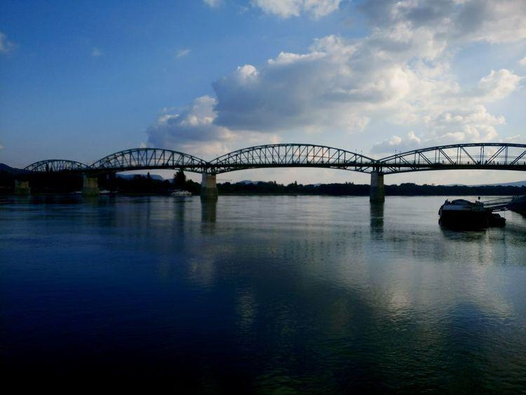 Bridge Bridge Photography Bridgeview Sky Water River Travel Destinations Day River View Waterfront Duna Slovakia