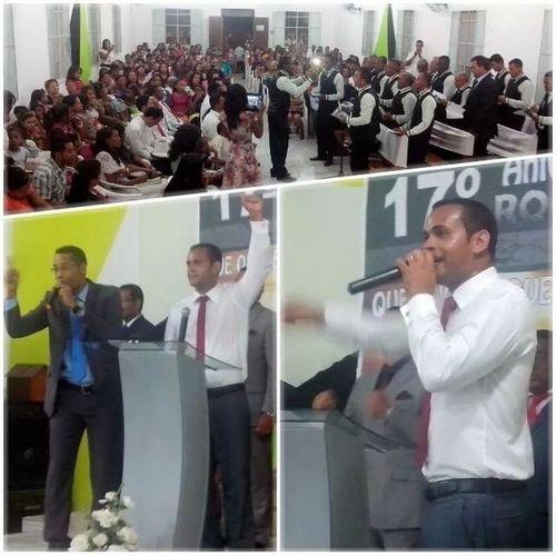 Congresso em Entre Rios-Ba. Inesquec ível!