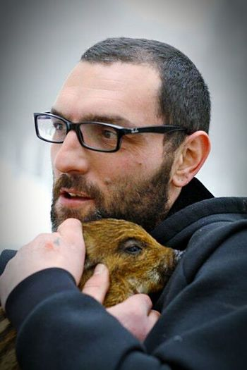 Eyeglasses  Littleboar EyeEmNewHere Amiata Tuscany Toscana Pets Animal Wildlife Animals In The Wild Savedanimal