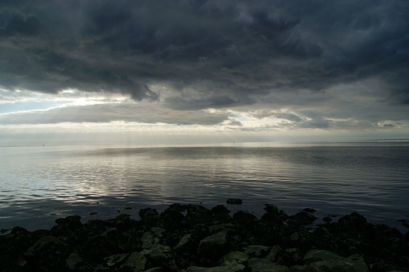 Atmosphere Atmospheric Mood Beauty In Nature Calm Cloud Cloud - Sky Cloudscape Cloudy Dramatic Sky England Horizon Over Water Lancashire Majestic Morecambe Nature Non-urban Scene Ocean Overcast Rippled Scenics Sea Seascape Sky Storm Cloud Water