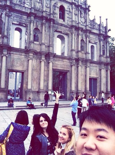 Feeling Lucky loving Macau