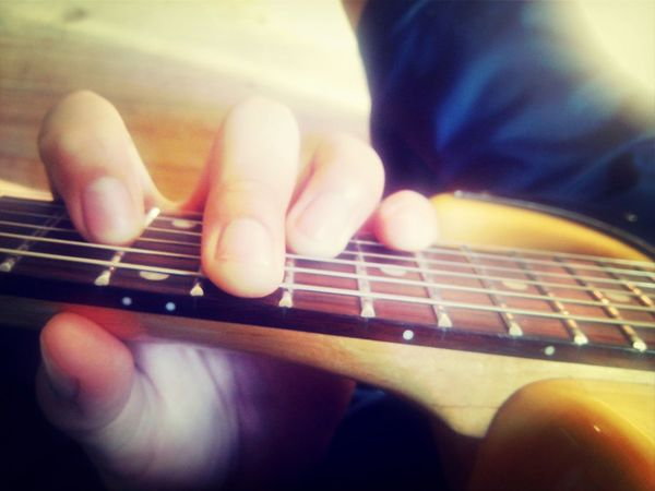 From My Point Of View Guitar Love