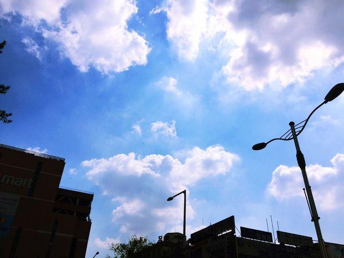Cloud Sky And