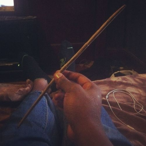 Dis shyt was long as hell...took like 45 minutes to smoke it lol