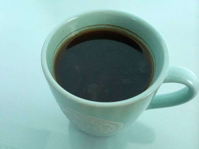 A cup of coffee for happiness in the day. Drink Coffee - Drink Coffee Cup Refreshment Day Indoors