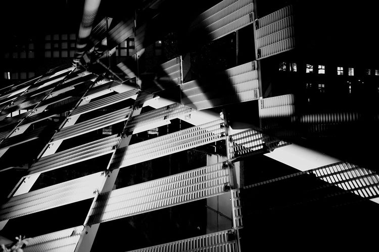 Blackandwhite Architecture City No People Fujifilm X70 Tokyo Streetphotography