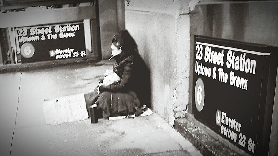 😔 Social Issues Full Length Sitting One Person Adults Only Women Outdoors Adult Blaxkandwhite Blackandwhite Photography Adapted To The City Eyemphotography Fresh On Eyeem  One Woman Only People Day Needyourhelp EyeEmNewHere Uniqueness