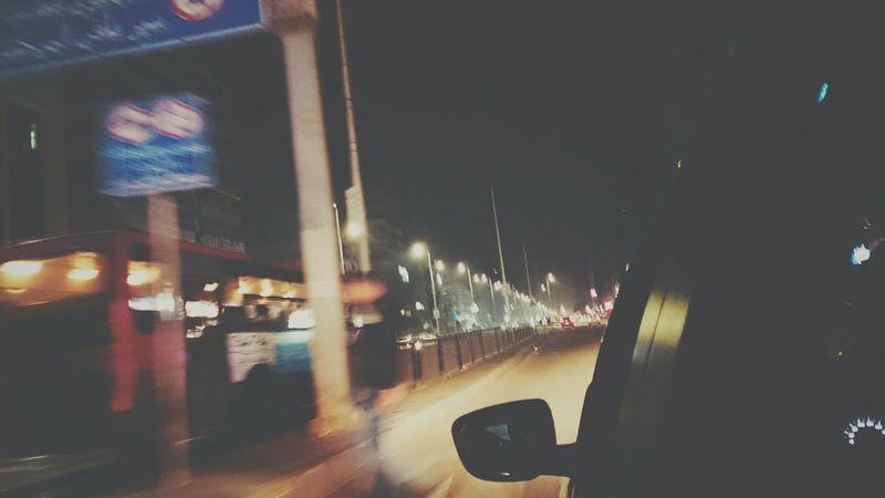 Run. Nighlife Night Lights Vscocam Afterlight EyeEm Best Shots Hello World