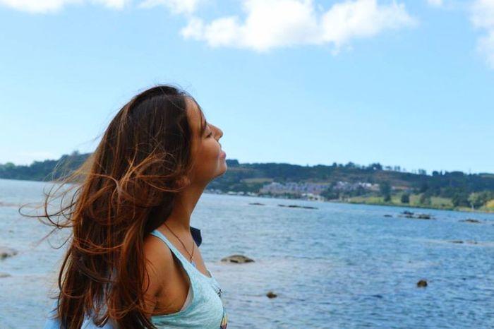 Feeling free Enjoying Life EyeEm Best Shots EyeEm Nature Lover Enjoying The Sun Chile