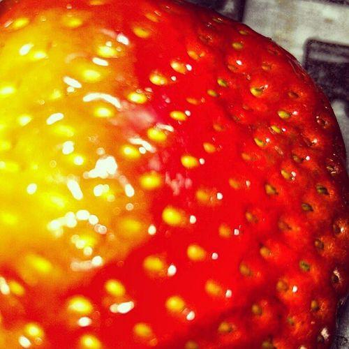 Red Strewberry Shinny Frutie
