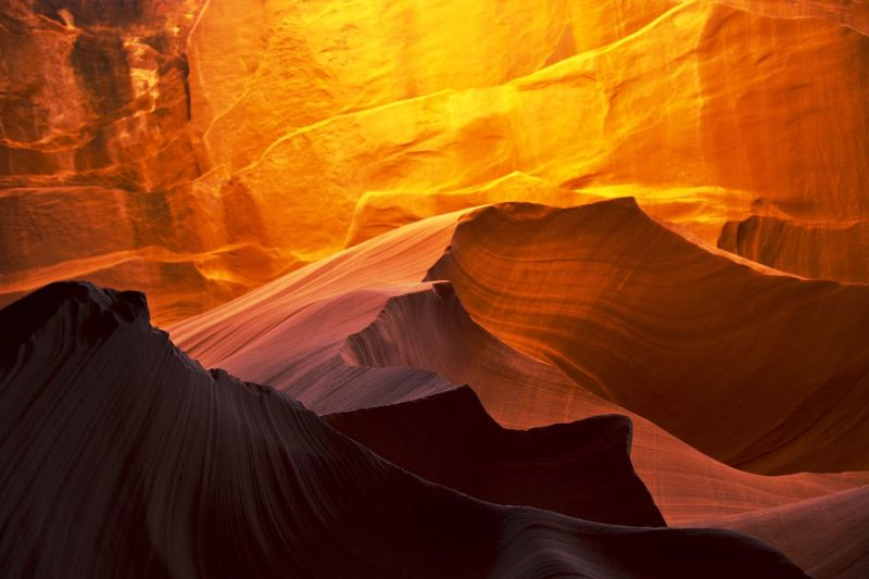"""Yesterday is not ours to recover, but tomorrow is ours to win or lose."" Lyndon B. Johnson Lower Antelope Canyon Antelope Canyon AntelopeCanyon Antelope Slot Canyon Beautiful Nature Beauty In Nature Colors Of Nature Natural Beauty Natural Pattern Natural Light Nature Nature_collection Natural EyeEm EyeEm Best Shots EyeEm Nature Lover EyeEm Gallery Learn & Shoot: Balancing Elements Sandstone The Great Outdoors - 2016 EyeEm Awards 43 Golden Moments Peter Lik Colour Of Life Been There. Perspectives On Nature"