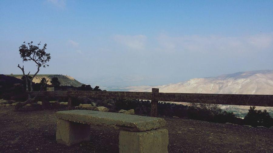 Um Qais Irbid Today :) Taking Photos EyeEm Lake Tiberias Water Tree Sky