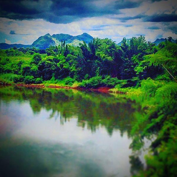 Natural Riverside