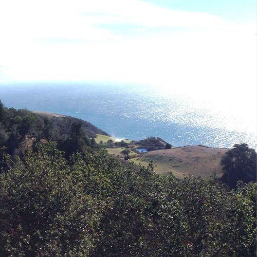 Great Views Enjoying The View Purehipstamatic Big Sur