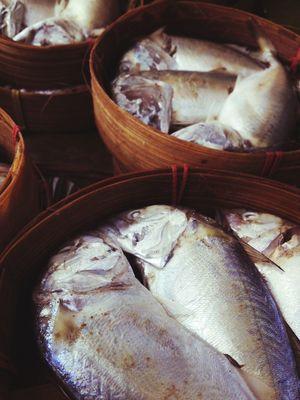 Mackerel fish Market Close-up Day Fish Food Food And Drink Freshness Healthy Eating Mackerel Mackerel Fish No People Seafood