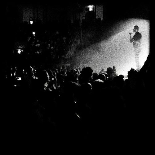 The National. ntnl Concert IPhoneography Thenational