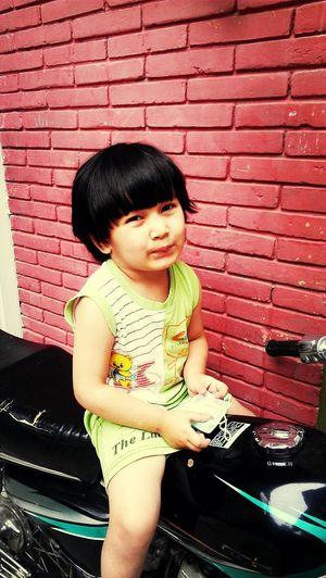 Little princess First Eyeem Photo