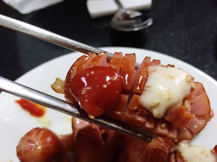 Good Morning Breakfast ♥ Sausage