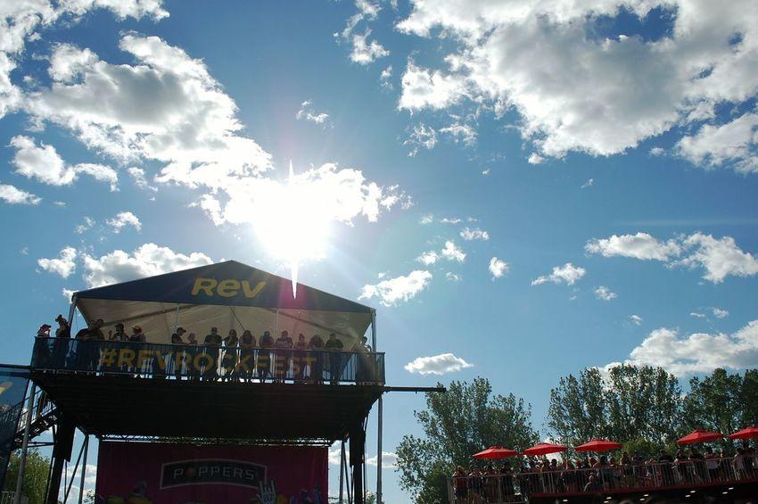 Arts Culture And Entertainment Amusement Park Sky
