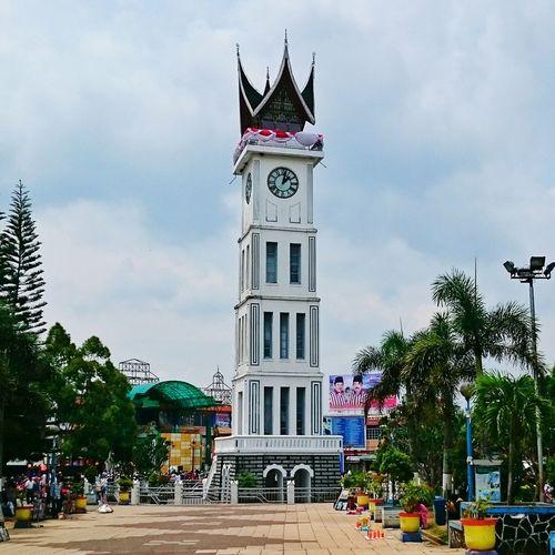 Big Watch Tower, Padang. Indonesia