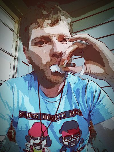 Hanging Out Taking Photos Check This Out That's Me Barrio Bros BlackNMild