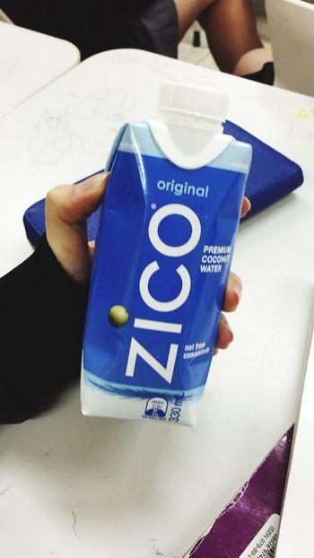 Coconutwater Zico