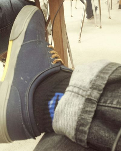 Finished taking ASVAB. yes, I'm still in Highschool. Class Of 2016 Polo Shoes Adidas Socks