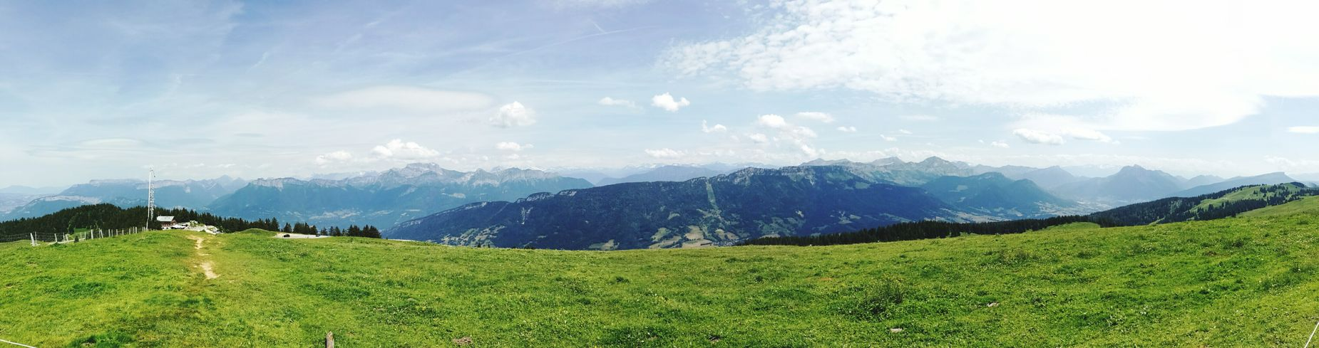 Semnoz Mountains