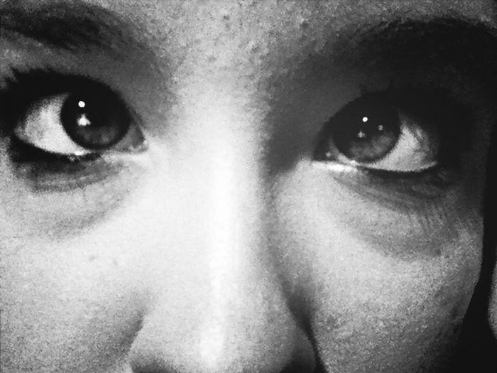 #eyes #blackandwhite