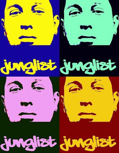 Color Portrait Jungle Junglist Urban Street Art Streetphoto_color Streetphotography Music Music DrumnBass DrumnBass