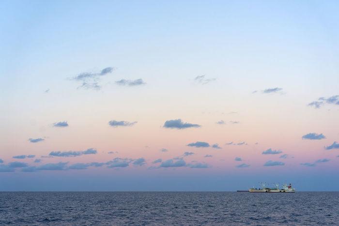 Evening Sky Mood Moody Skies  Moody Sky Moody Sky Atmospheric Mood Sea And Sky Sea View Seascape Seascapes Seaside Seaview Ship Shipping  Ships Ships⚓️⛵️🚢 Sky And Clouds Sky And Sea Skyporn Cloudporn Transportation