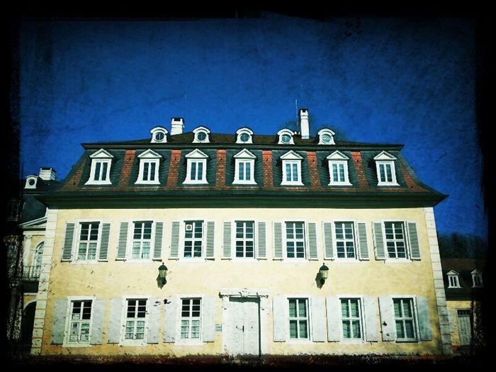 Haus Angucken