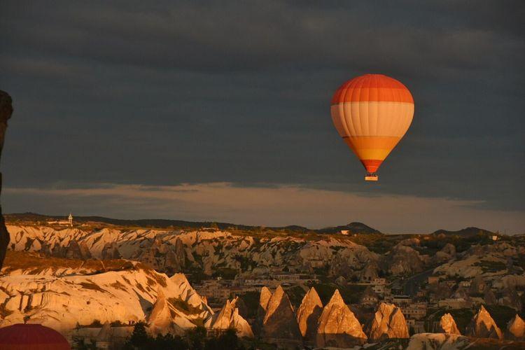 Capaddocia, Turquía 43 Golden Moments