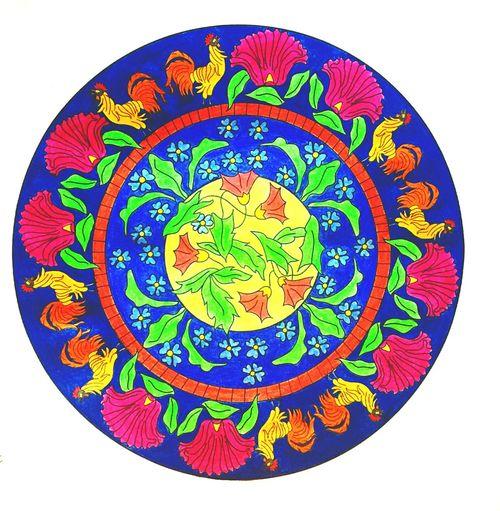 Hello World Relaxing Enjoying Life Mandala Draw Drawing Coloring Coloring Mandalas!  ❤ Happiness Gratitude Paceful Home Relaxing Home Sweet Home Hogar Hogar Dulce Hogar.. Love